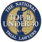 Adam Breit, The National Trial Lawyers Top 40 Under 40